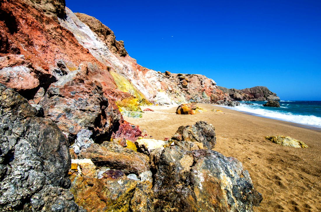 Пляж Палеохори