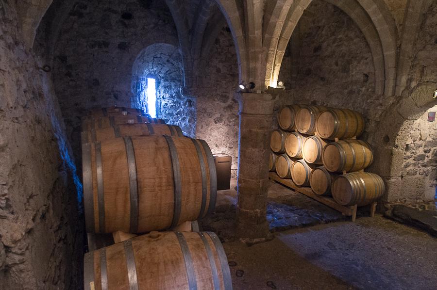 Хранения и изготовления местного сорта вина