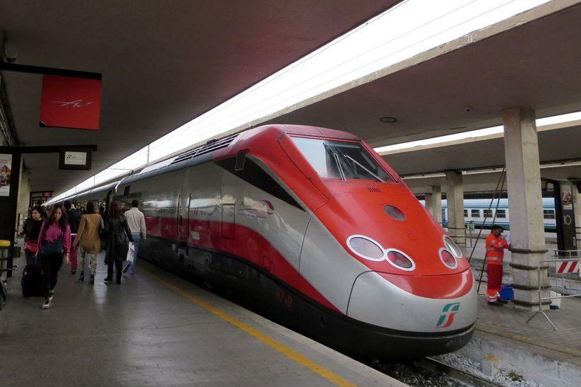 Поезд Цюрих - Цуг