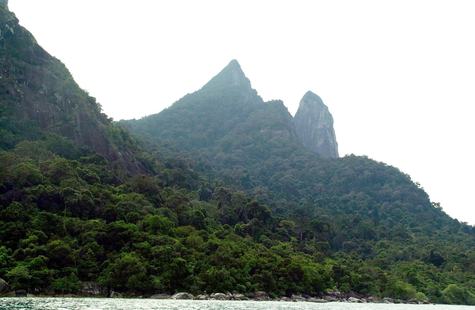 Гора «Рога дракона»