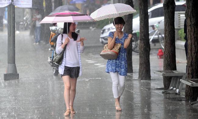 Сезон дождей в Кучинг