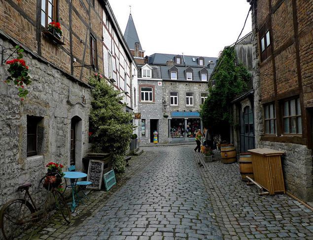 Улица Дюбрюи, Бельгия