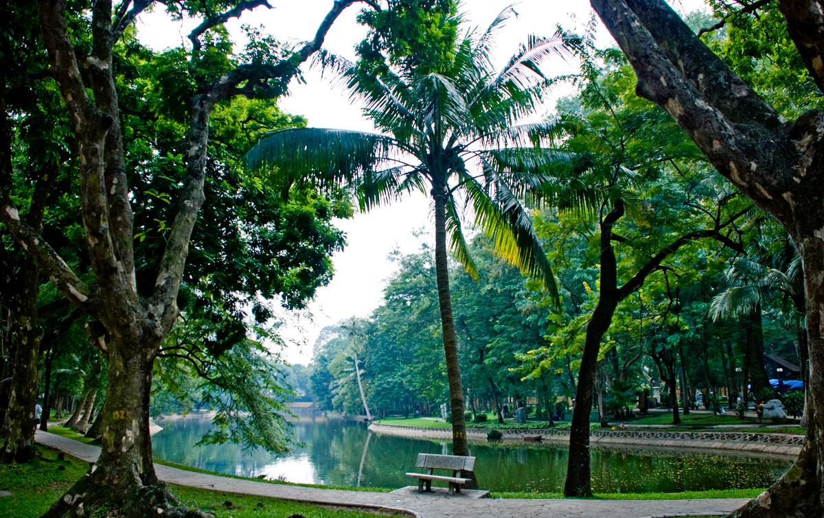 Ханой Ботанический сад