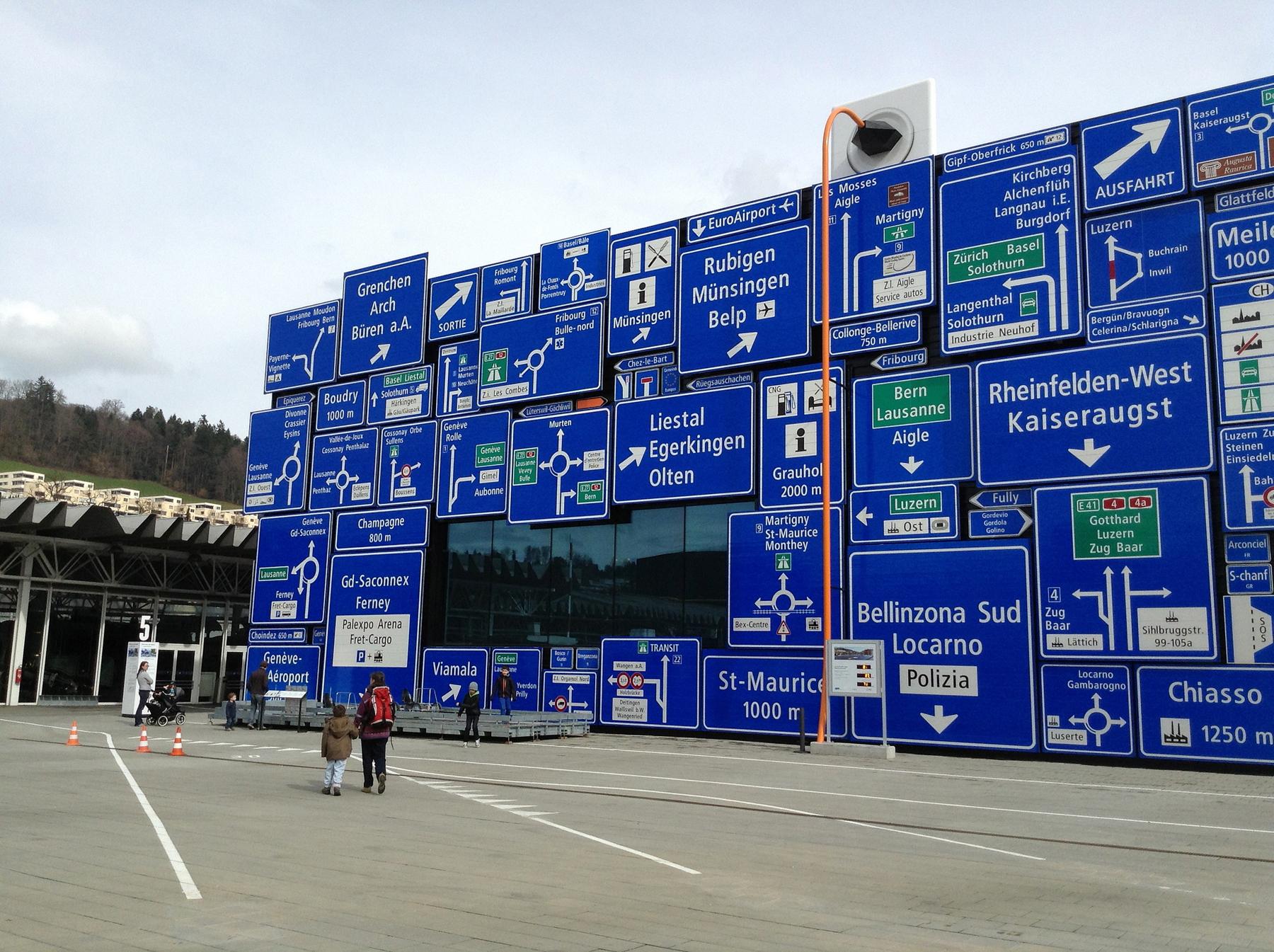 Швейцарский музей транспорта, Люцерн