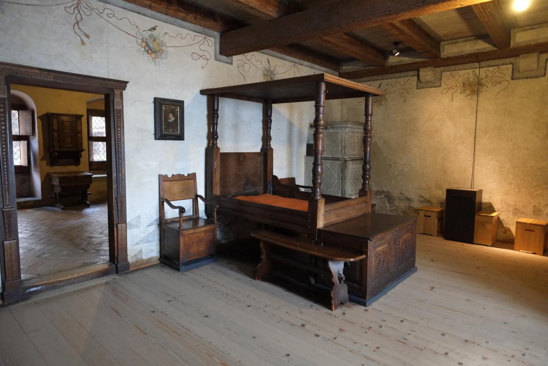 Бернская спальня