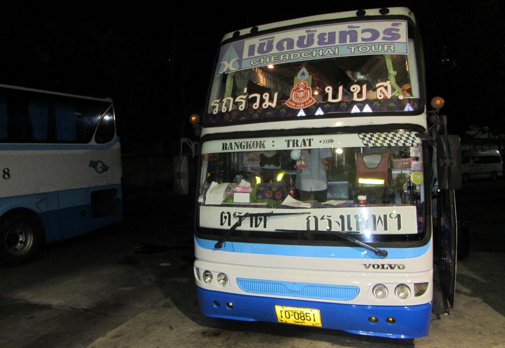 Автобус до Трата