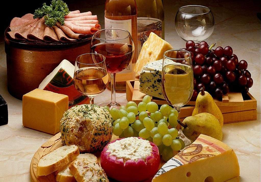 Ярмарки еды и вина