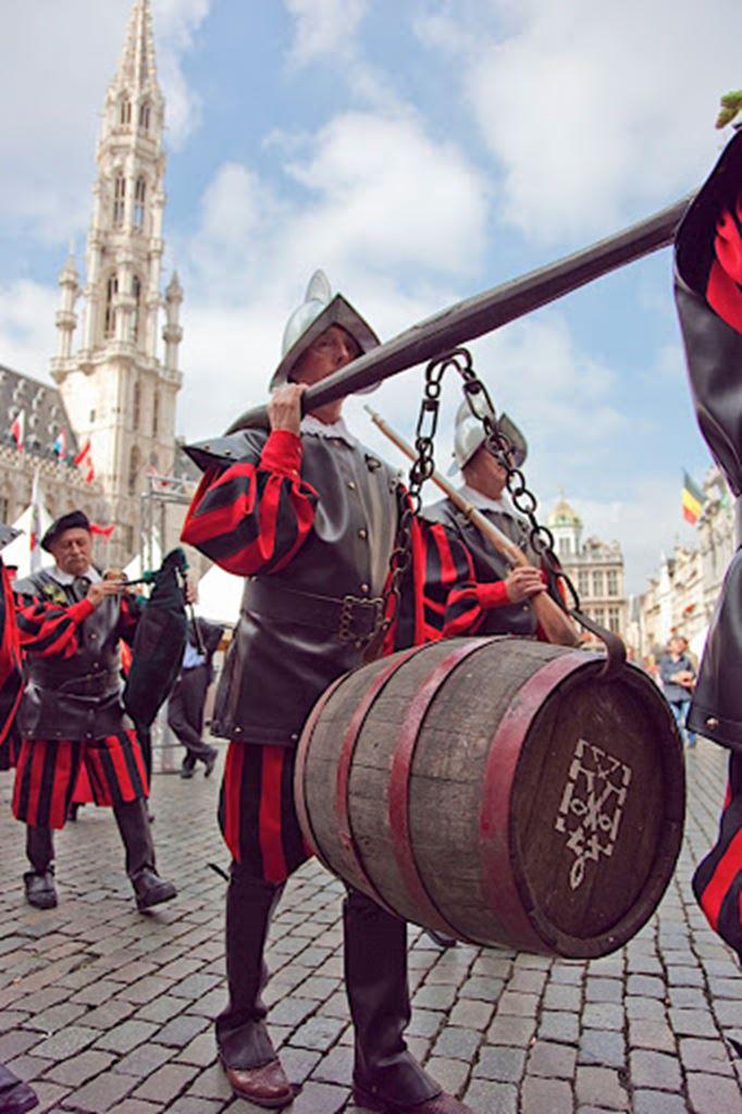 Фото: фестиваль в Бельгии