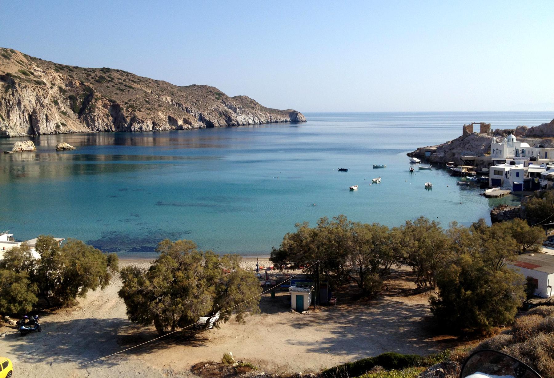Пляж Фиропотамос
