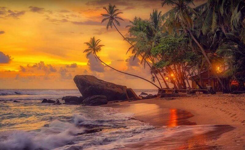 Пляж Mihiripenna Beach