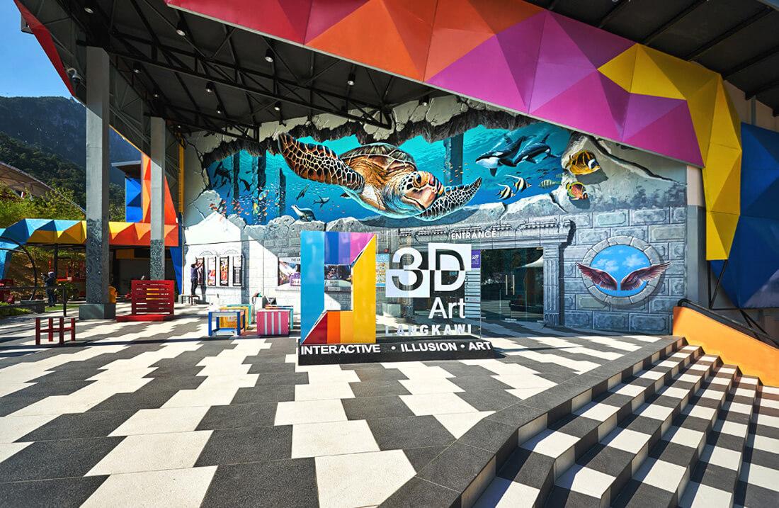 3D музей искусств