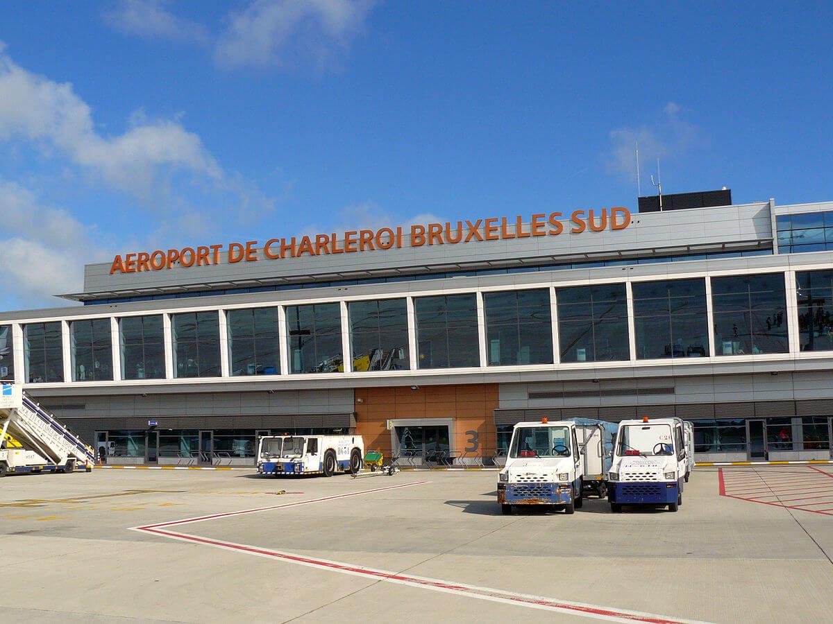 Международный аэропорт Шарлеруа