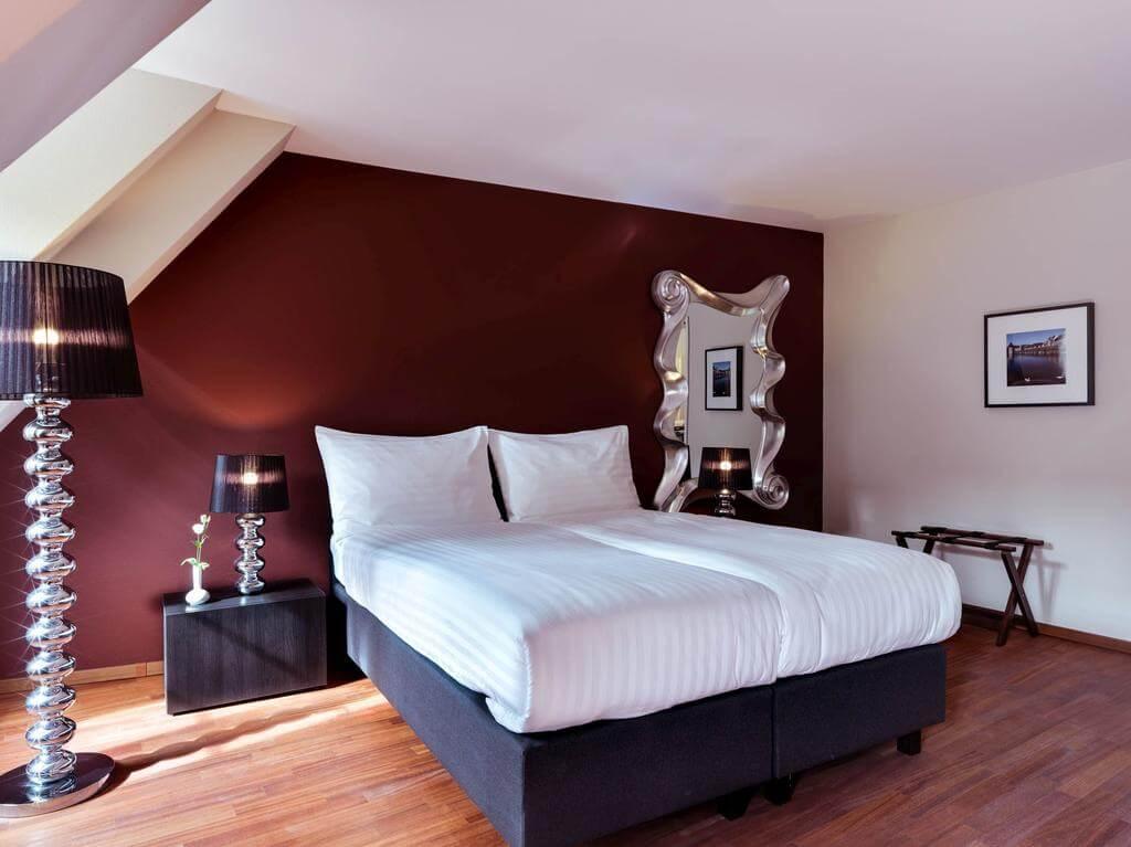 Номер в отеле Aparthotel Adler Luzern