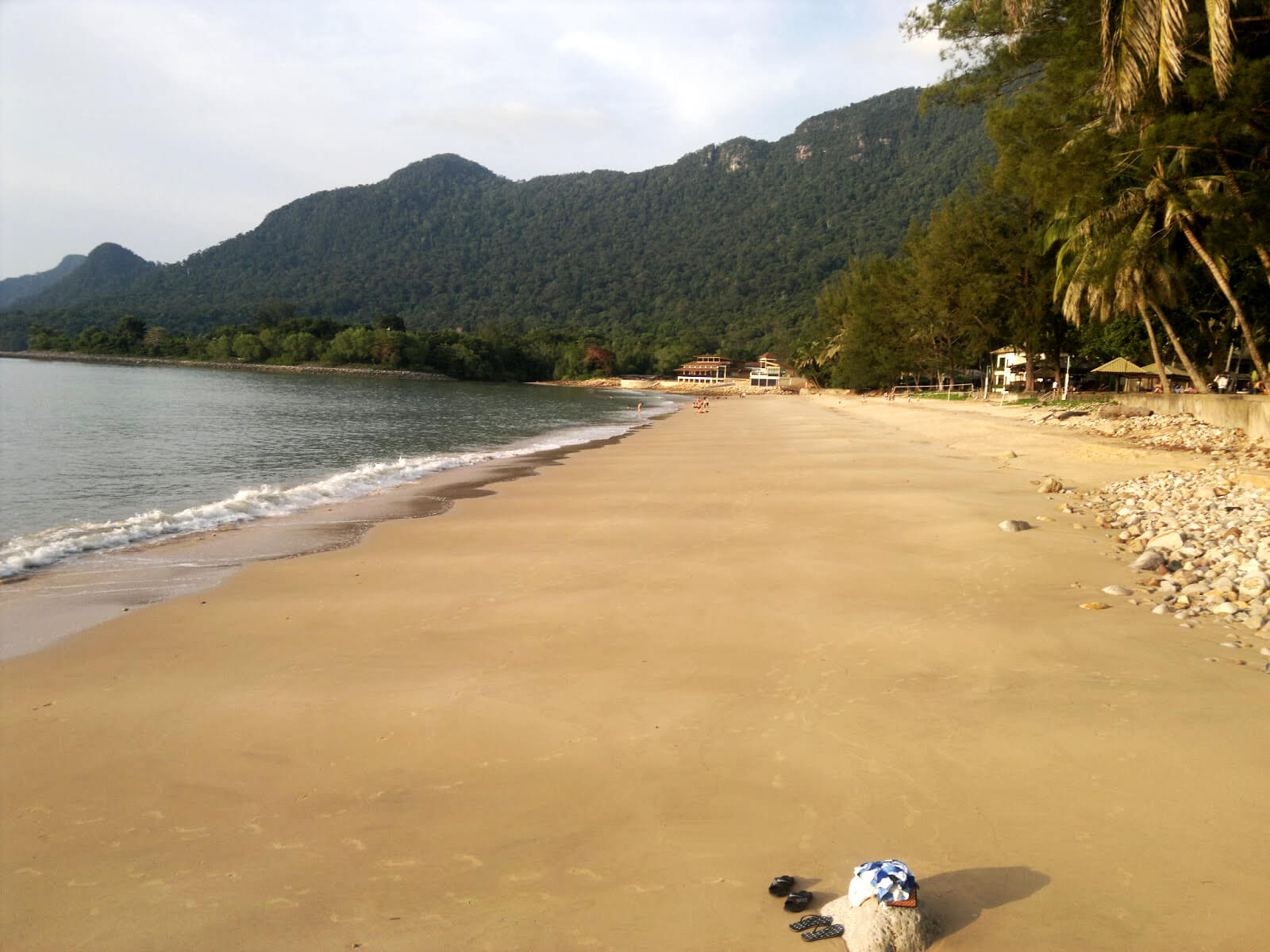 Пляж Damai Beach