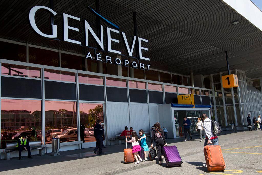 Аэропорт Geneve-Cointrin Airport