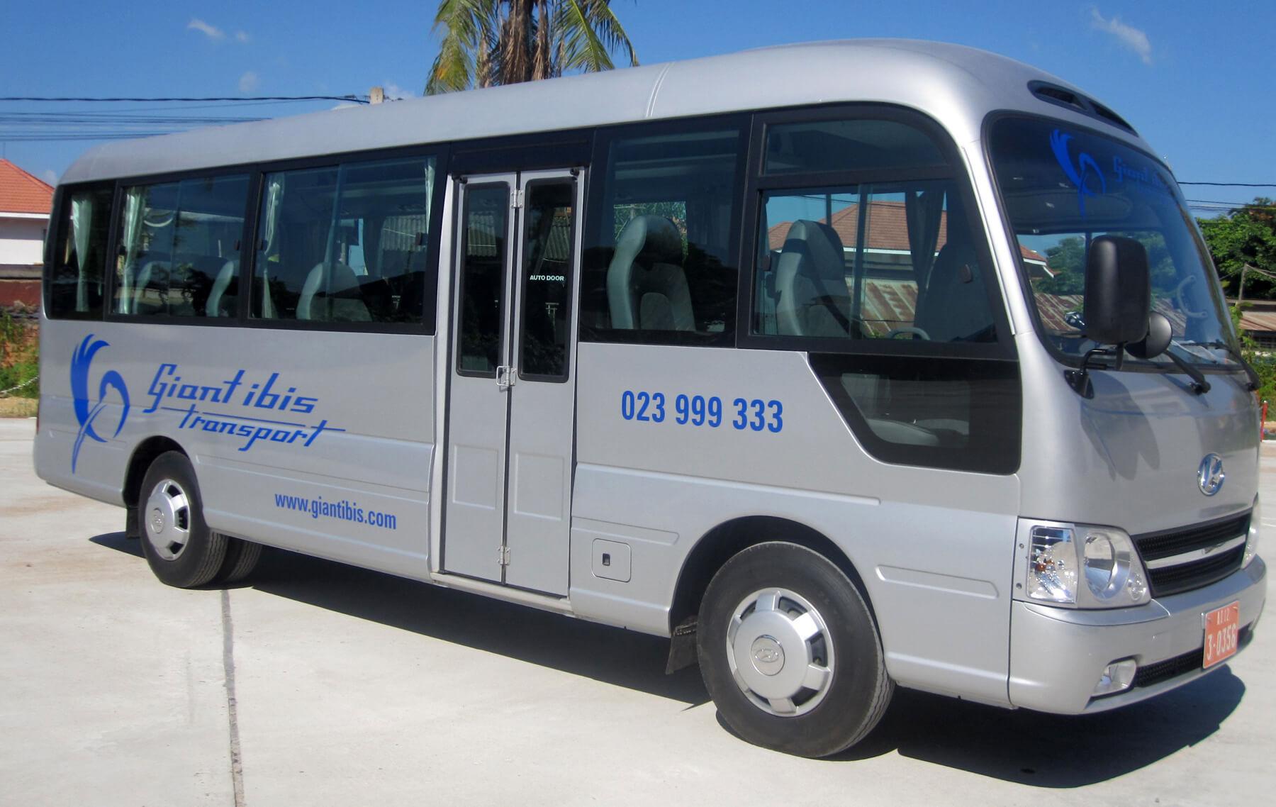 Автобус Giant Ibis