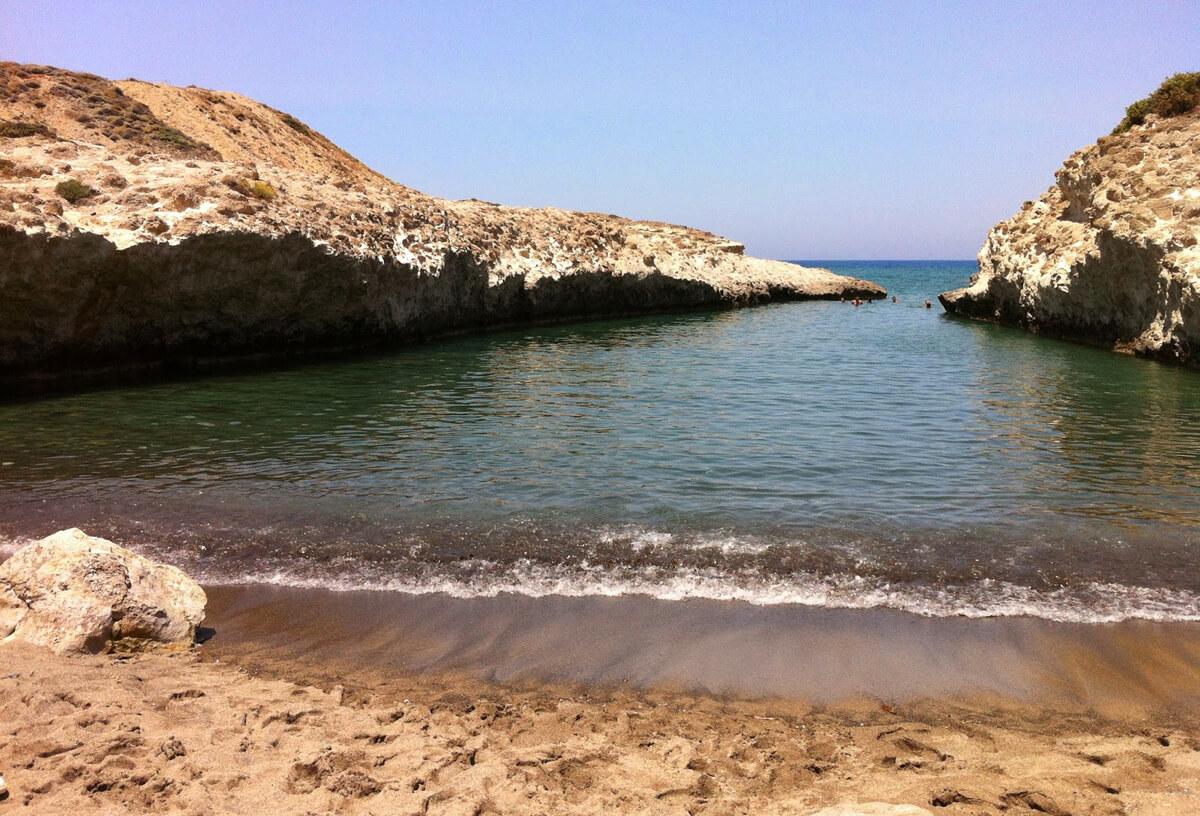 Пляж Папафрагас