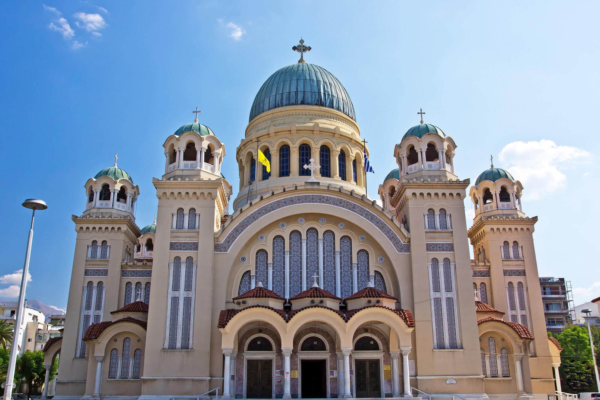 Храм святого Андрея Первозванного
