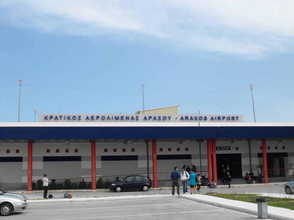 Аэропорт Patras Araxos Airport