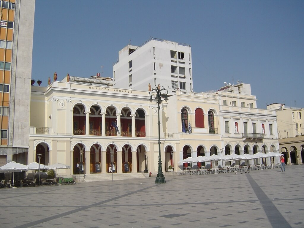 Городской театр Аполлона