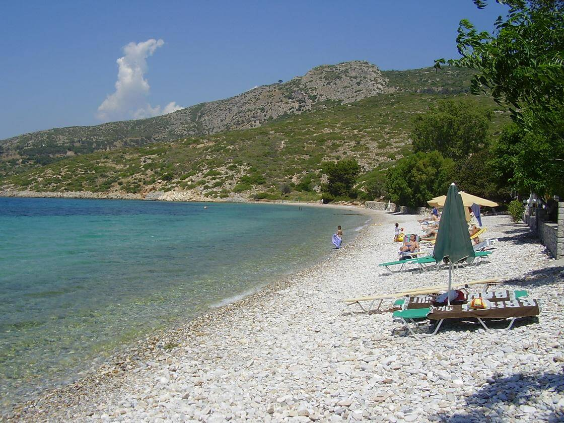 Пляж Клима