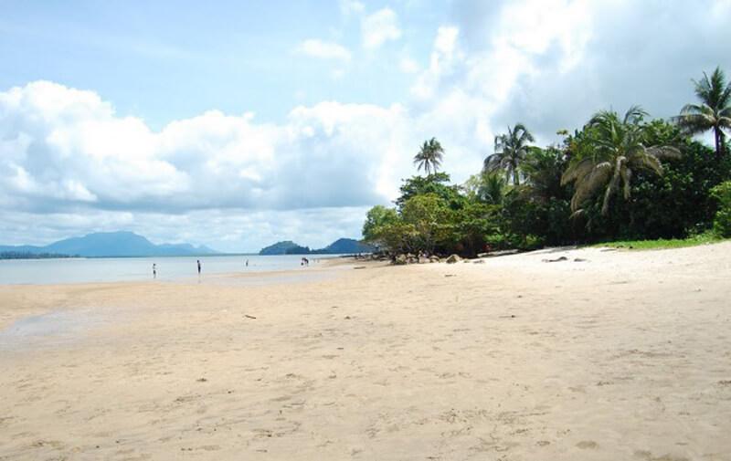 Пляж Santubong Beach