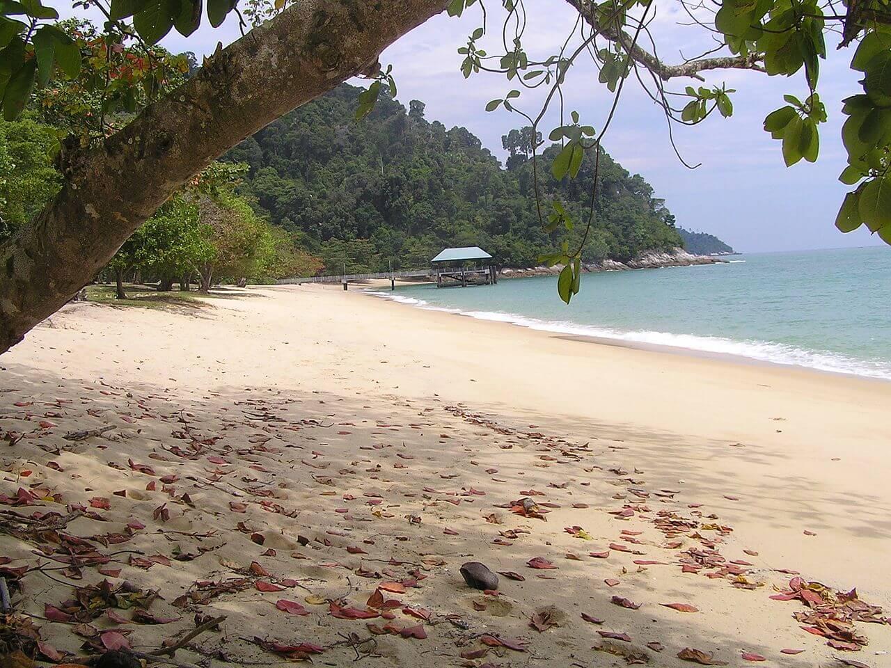Пляж Teluk Ketapang