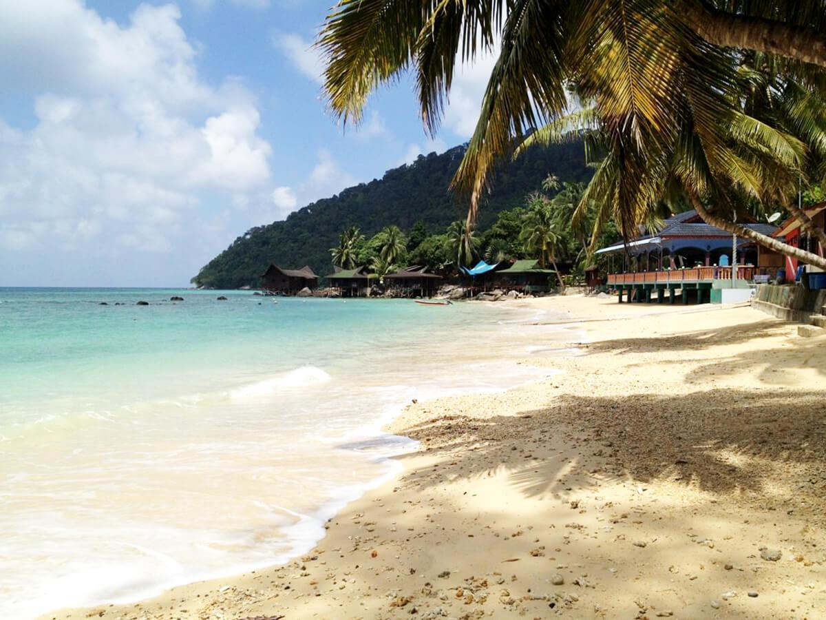 Пляж Саланг