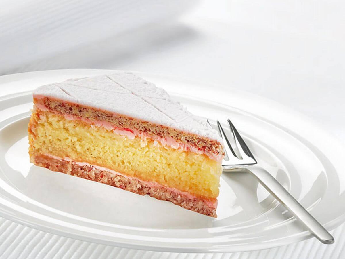 Цугский вишнёвый торт
