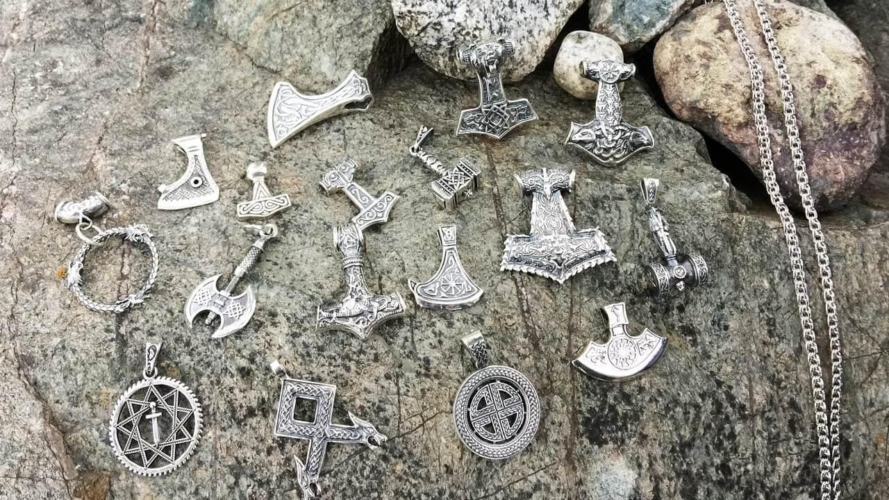 Скандинавские украшения
