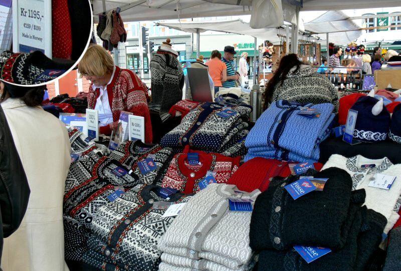 Норвежские свитера