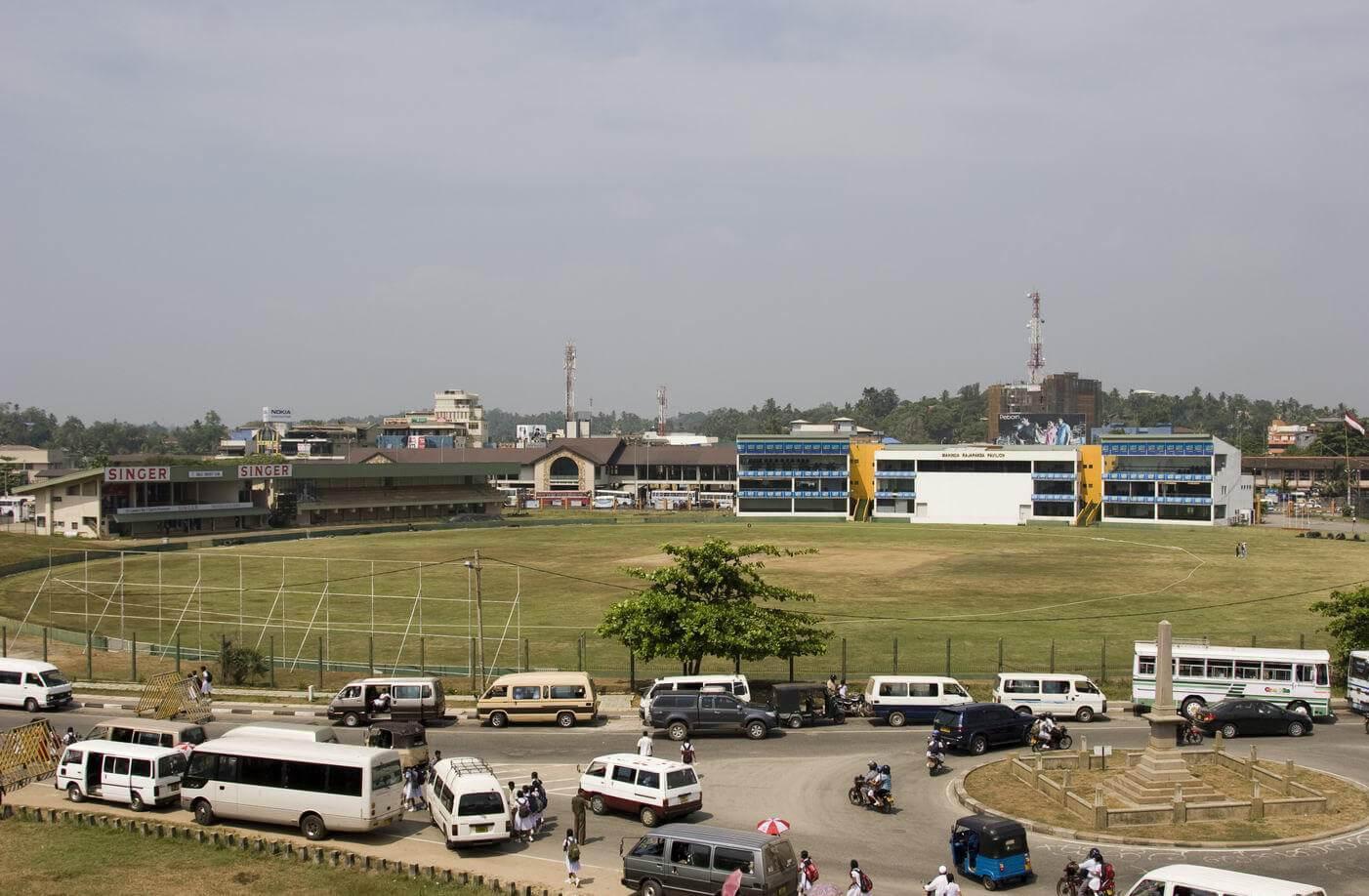 Крикетный стадион
