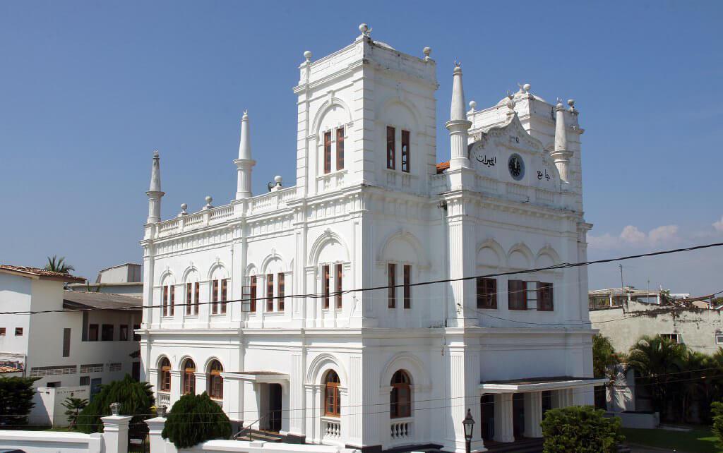 Мечеть Меера Масжид