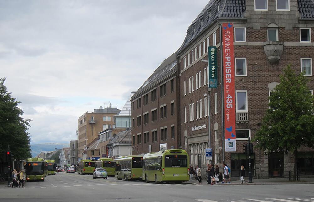 Прогулка по центру города