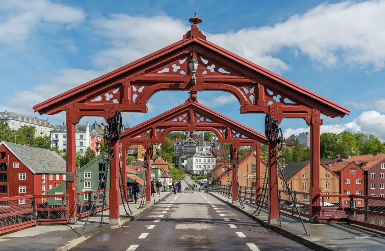 Старый мост «Ворота счастья»