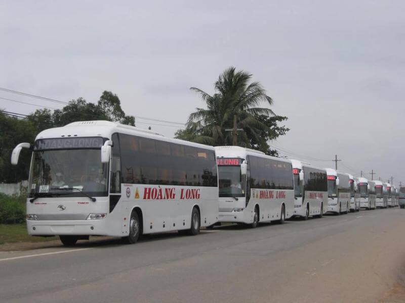 Автобус до Халонг
