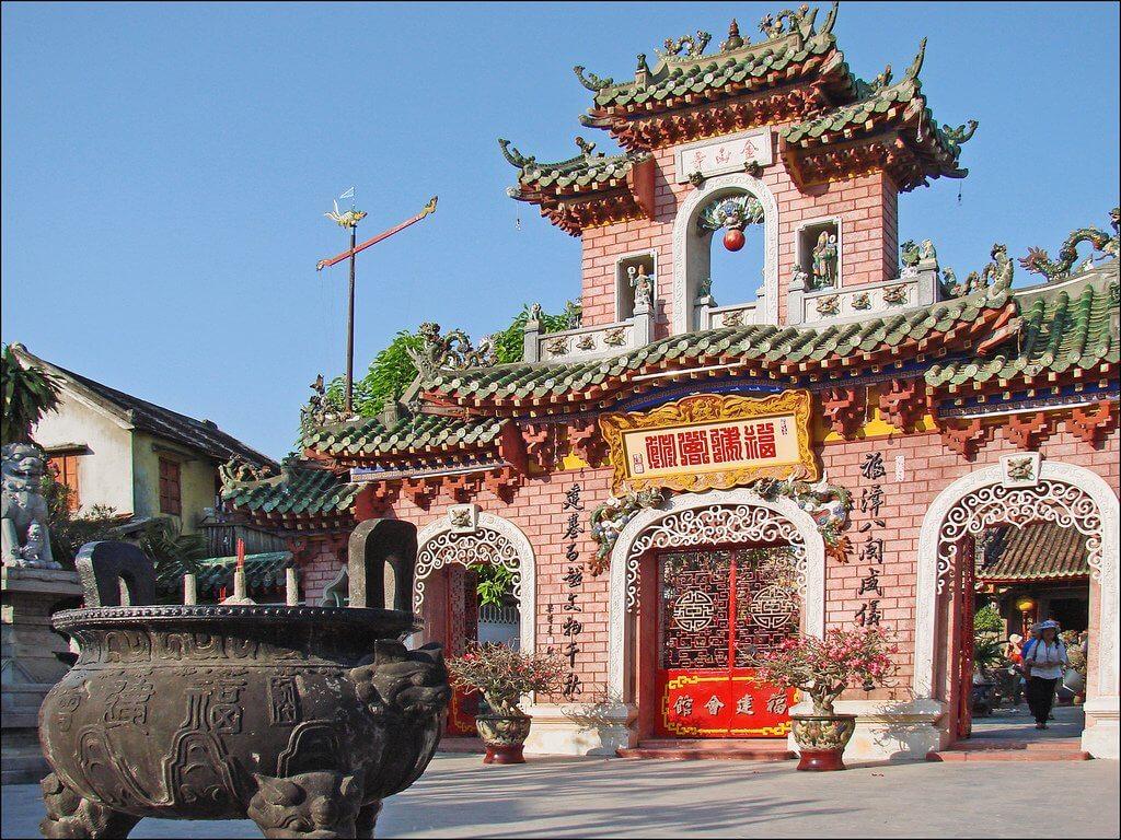 Пагода Фук Киен