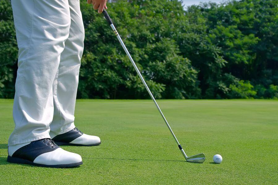 Можно заняться гольфом