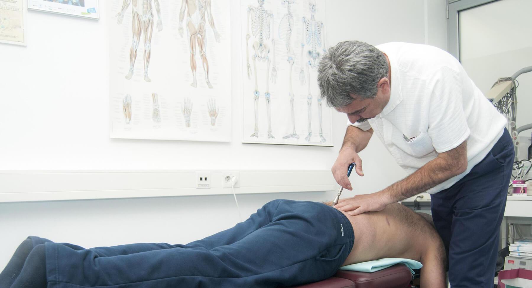 Диагностика и лечебные процедуры