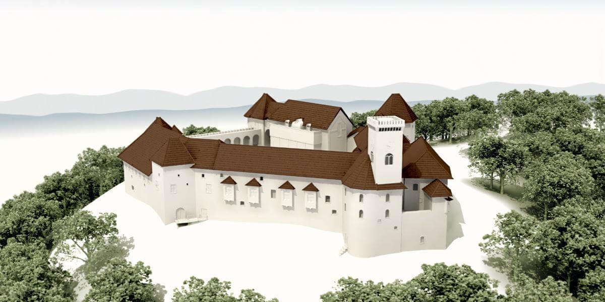Проекция из «Виртуальный замок»