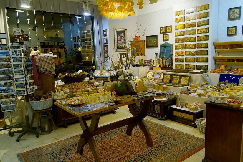 Сувениры в Galerija Rustika
