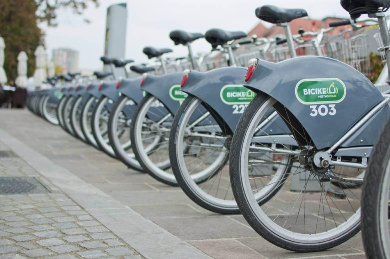 Прокат велосипедов BicikeLJ