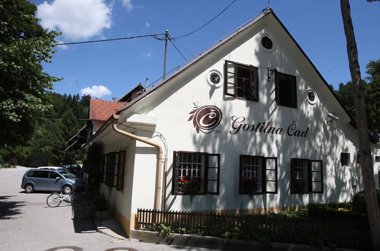 Ресторан Gostilna Cad