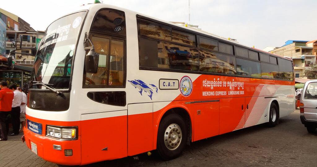 Автобус Mekong Express