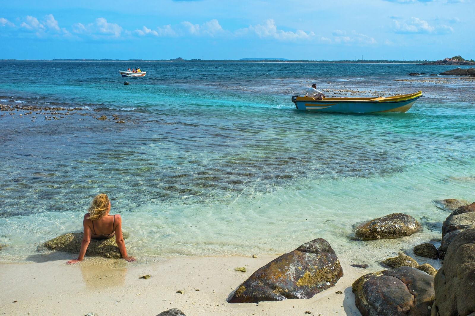На острове Пиджеон