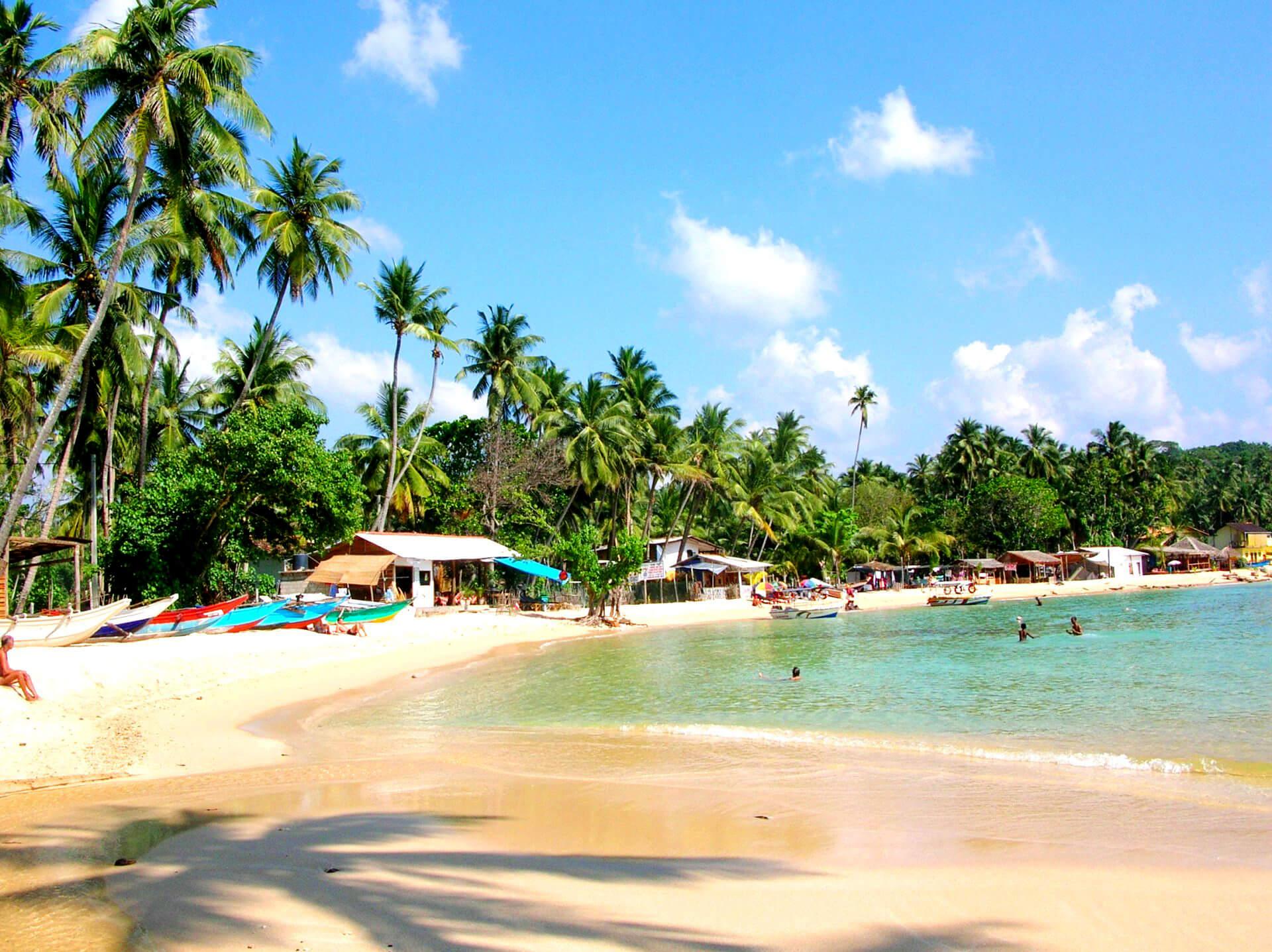 Унаватуна, Шри-Ланка