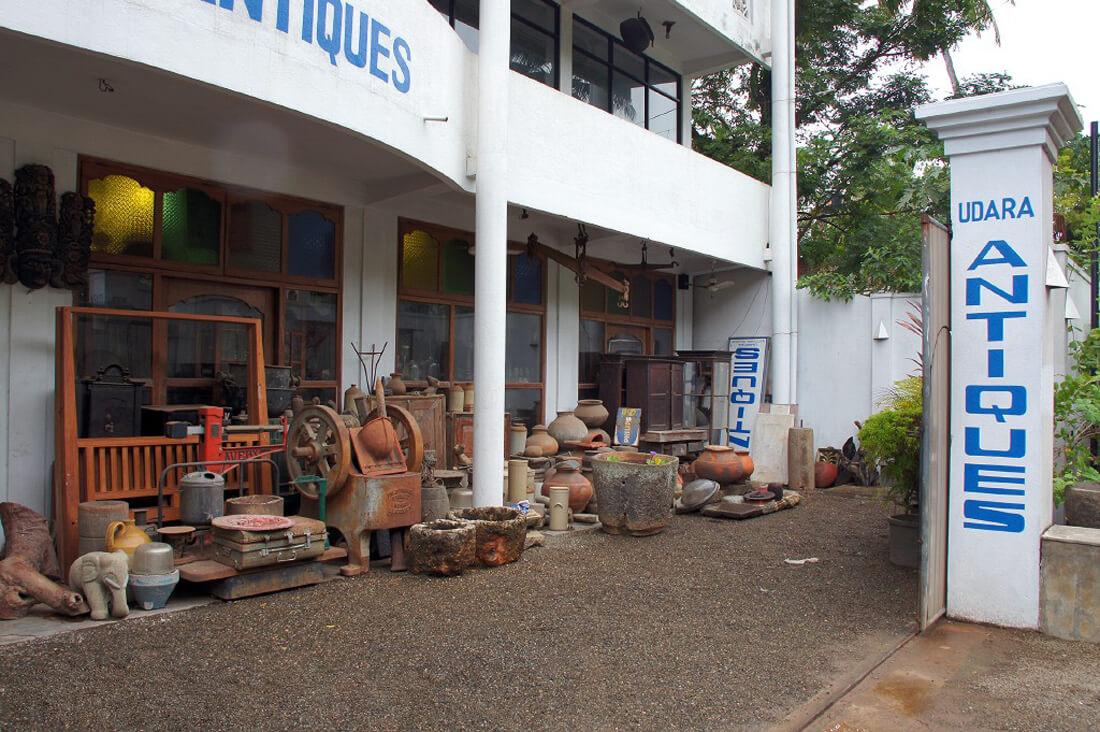 Магазин антиквариата Udara Antiques
