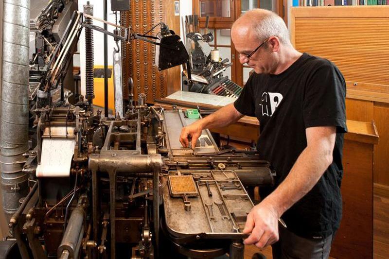 Музей бумажной фабрики Базеля