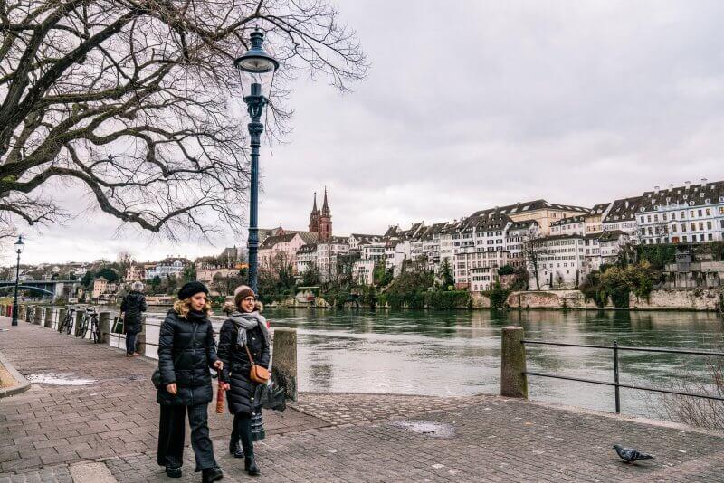 Фото: Базель, Швейцария
