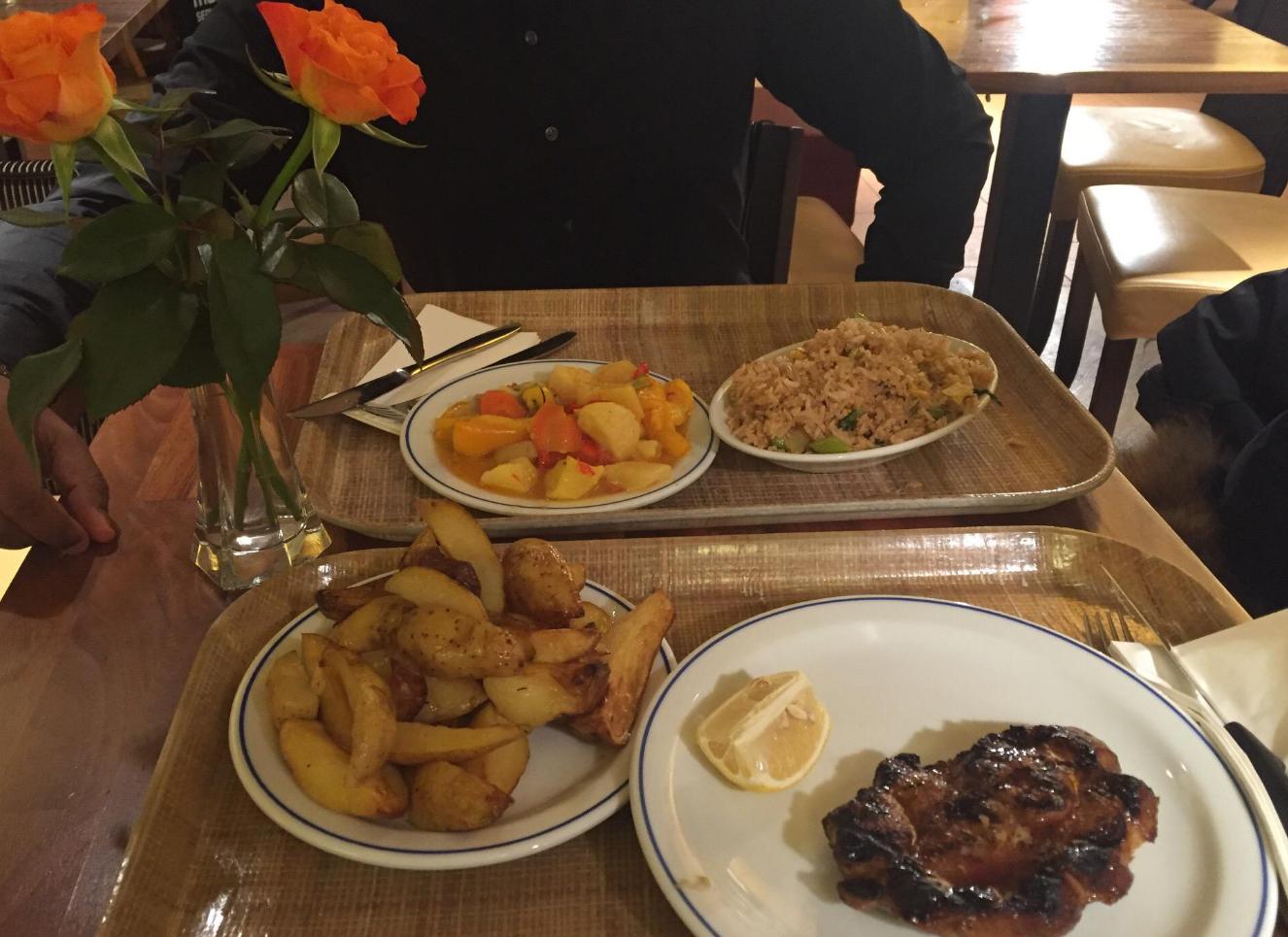 Вкусно и недорого в ресторан-буфете Ristorante Manora
